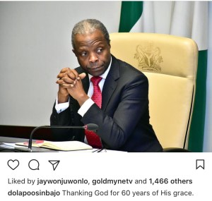 Osibanjo to sign new budget and inaugurate new ministers