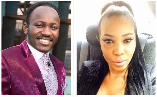 Pastor Davids threatens to expose Apostle Suleman over Stephanie Otobo sex scandal, Pastor Davids threatens to expose Apostle Suleman over Stephanie Otobo sex scandal, Effiezy - Top Nigerian News & Entertainment Website