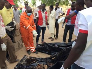 , Graphic photos from the explosion that rocked, Effiezy - Top Nigerian News & Entertainment Website