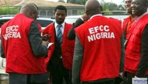 EFCC arrests Ekiti Finance Commissioner, Accountant minutes after Fayose declared for presidency