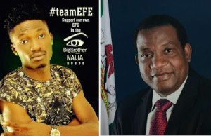 Efe crowned Ambassador for Entertainment by Plateau State Governor
