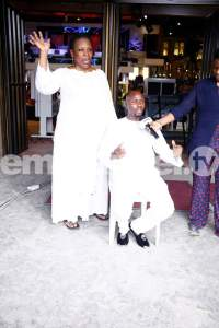 TB Joshua heals man with anal cancer- Graphic photos
