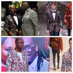 Reno Omokri posts photos of Amaechi wearing designer wears after the latter claimed that he doesn't like money