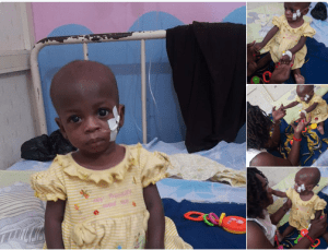 See new photos of baby Khadijah, who was raped at 6 months old in Kano