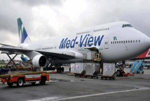 EU bars Nigerian Airline, Med-View from its airspace over safety