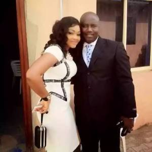 Lanre Gentry was married to Bimbo Akinsaya before Mercy Aigbe snatched him