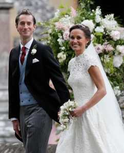 Pippa Middleton marries her beau