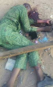 Graphic photos- Robbers beaten to pulp after stealing