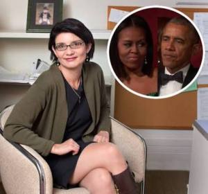 See the woman who turned down Obama's proposal twice