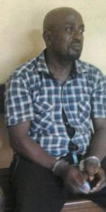 Man arraigned in court for duping two lovers planning overseas wedding (Photo)