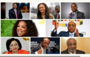 Meet the 10 richest blacks in the world