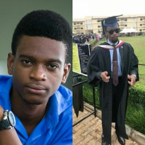 ", The ""Johnsons ' star ,Olumide graduates from Babcock University, Effiezy - Top Nigerian News & Entertainment Website"