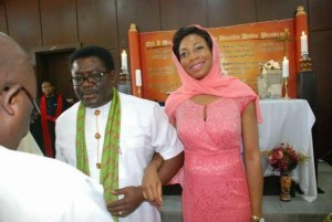 Imo State Deputy Governor Reportedly Weds for the 3rd Time (Photos)