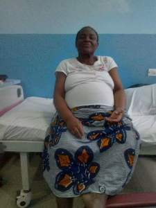61-year-old RCCG member gives birth to triplets(photos)