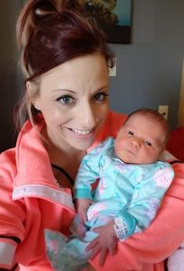Mum's Heartbreak: Don't let people kiss your baby', as newborn died after being 'kissed by someone with herpes'