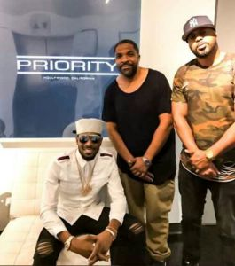 D'banj signs deal with priority records (Photo)….  Nice one