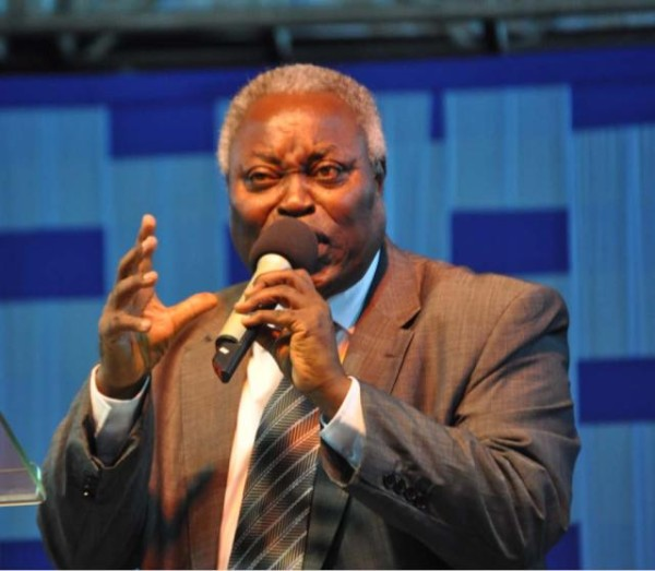 Pastor Kumuyi sends strong message about the killings in Nigeria (Photo)