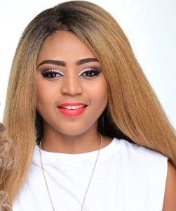Regina Daniels shares throwback and recent Photo