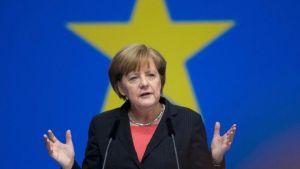 Merkel loses support six weeks to election