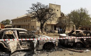 Over 7,000 killed in Jos crisis
