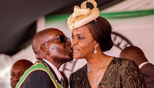 Updated: Grace Mugabe goes into hiding
