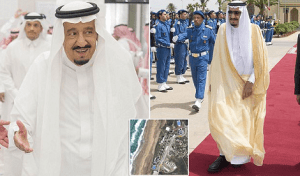 See levels!! Saudi King reportedly blew $100m on month-long summer holiday