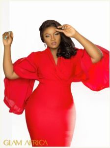Nollywood actress, Omotola slays with killer curves in new photos