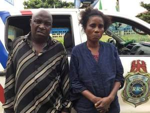 Fraud syndicates including a woman arrested by RRS (Photos)