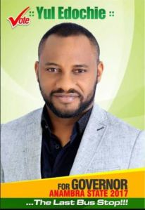 I'm the next governor of Anambra State – Peter Edochie's son, Yul