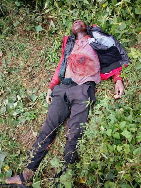 , Okada Man Stabbed To Death In Delta In Broad Daylight. (Graphic Photo), Effiezy - Top Nigerian News & Entertainment Website