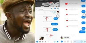 Girl replies a guy on Facebook after 5 years after she saw a pic of him in US