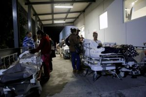 , Mexico earthquake kills baby fighting for life in hospital as massive 8.1-magnitude tremor cuts power, Effiezy - Top Nigerian News & Entertainment Website
