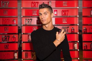 Cristiano Ronaldo launches CR7, his first casual fragrance
