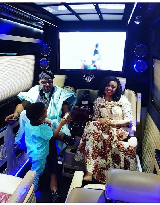 Juliet Okonkwo: Wife of E-Money, Emeka Okonkwo (Photos)