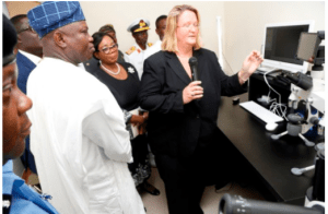 Ambode unveils first DNA forensic centre in West Africa [PHOTOS]