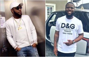 We Work Too Hard, He Can't Just Insult Us To Get Popular Because He's Rich – Kcee Addresses Hushpuppi's Matter (Video)
