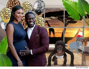 Kevin Hart's wife still throwing a lavish baby shower despite Kevin Hart's sextape