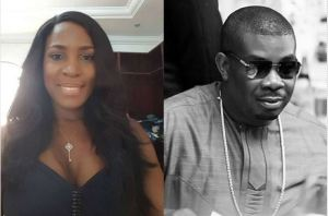 See Don Jazzy's Reaction To Linda Ikeji's Pregnancy News (Photo)