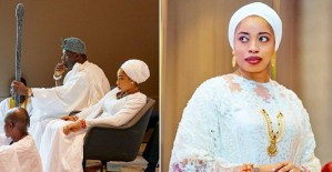 , Olori Wuraola returns bride price to Ooni Of Ife, Effiezy - Top Nigerian News & Entertainment Website