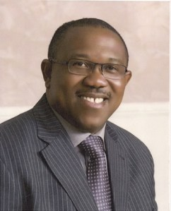 """I will fight Obiano's re-election with my blood"" — Peter Obi"