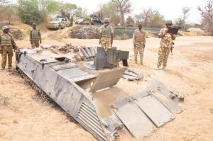 Boko Haram kills 3 Nigerian soldiers, 6 injured