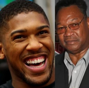 """Anthony Joshua Needs Sex To Become A Legend""-Two-time World Champ, Larry Holmes"