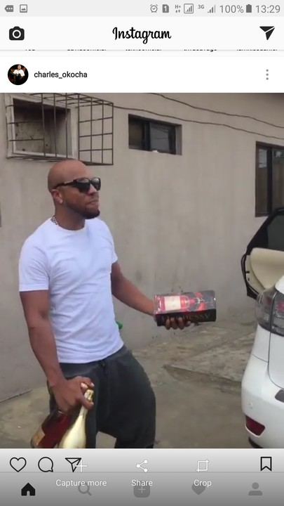 , Nollywood actor Charles Okocha buys a new car, celebrates in a hilarious way (Video), Effiezy - Top Nigerian News & Entertainment Website