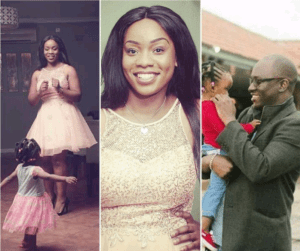"""Man kills baby mama, shoots their daughter minutes after she posted about """"Moody People"""" (Photos)"""