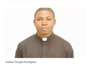 Another Reverend Father resigns from priesthood