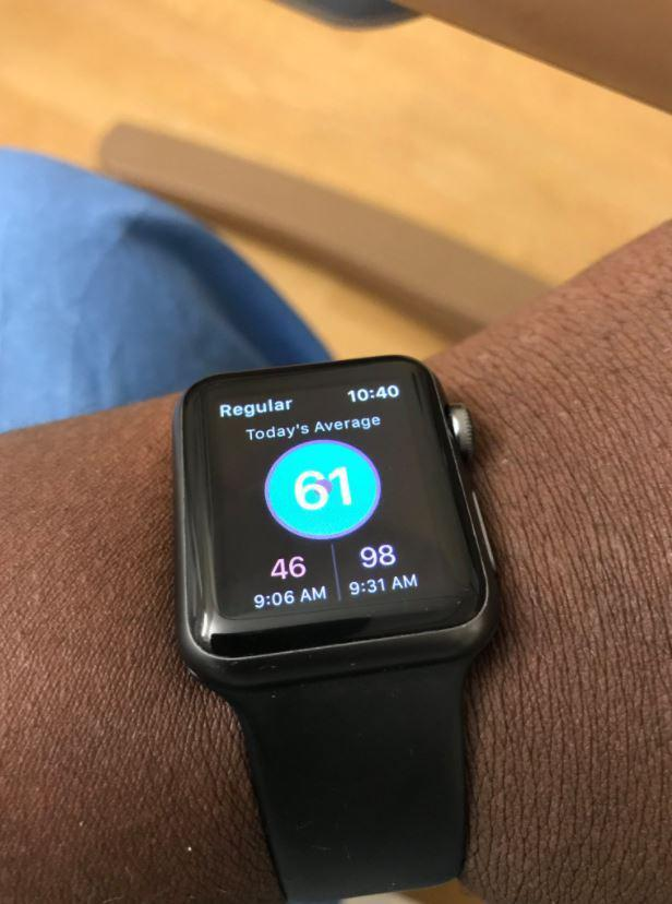 , Apple Watch App Reportedly Saves Man's Life After Helping Him Detect Blood Clot (Photos), Effiezy - Top Nigerian News & Entertainment Website