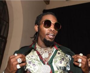 Hushpuppi Mentor! Cardi B's Boyfriend Offset Given 30% Gucci Discount For Life Over Patronage