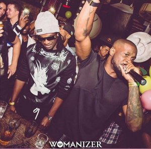 Who Are They Deceiving? Paul & Peter Of Psquare Spotted Partying Together At A Lagos Club