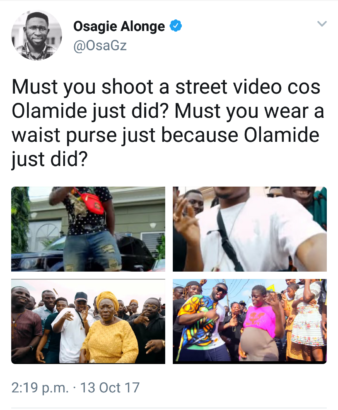 , Skales blasts music critic Osagie for calling him a copycat (See Tweets), Effiezy - Top Nigerian News & Entertainment Website