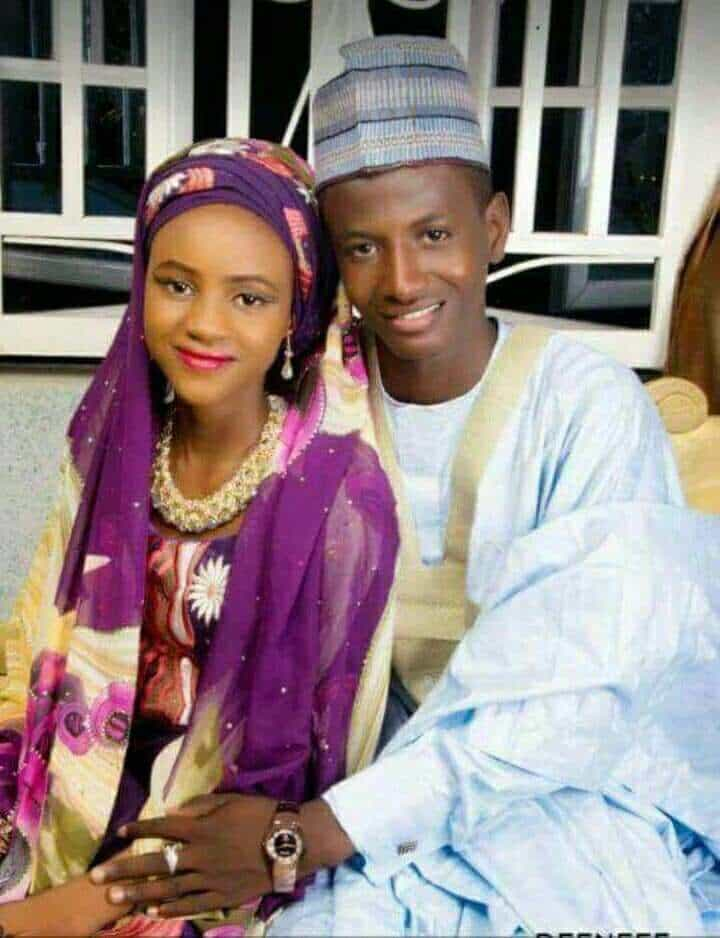 , 19 year old boy marries 15 year old girl in Northern Nigeria (See Photos), Effiezy - Top Nigerian News & Entertainment Website
